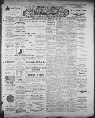 Athens Reporter and County of Leeds Advertiser (18920112), 16 Jul 1889