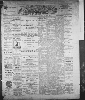 Athens Reporter and County of Leeds Advertiser (18920112), 23 Jul 1889