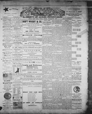 Athens Reporter and County of Leeds Advertiser (18920112), 4 Feb 1890