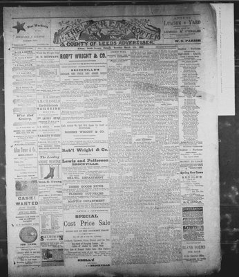 Athens Reporter and County of Leeds Advertiser (18920112), 4 Mar 1890
