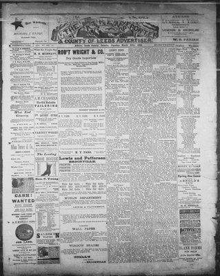 Athens Reporter and County of Leeds Advertiser (18920112), 25 Mar 1890