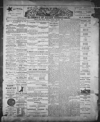 Athens Reporter and County of Leeds Advertiser (18920112), 15 Jul 1890
