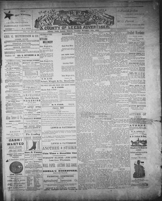 Athens Reporter and County of Leeds Advertiser (18920112), 11 Nov 1890