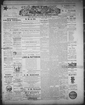 Athens Reporter and County of Leeds Advertiser (18920112), 5 May 1891