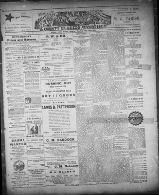 Athens Reporter and County of Leeds Advertiser (18920112), 26 May 1891