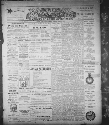 Athens Reporter and County of Leeds Advertiser (18920112), 30 Jun 1891