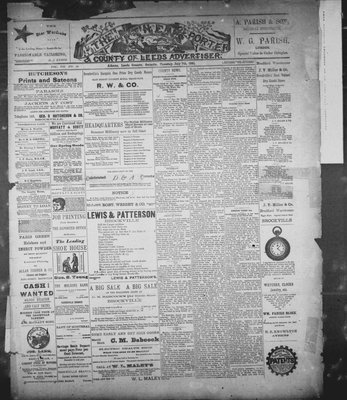 Athens Reporter and County of Leeds Advertiser (18920112), 7 Jul 1891