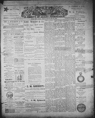 Athens Reporter and County of Leeds Advertiser (18920112), 29 Sep 1891