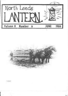 Northern Leeds Lantern (1977), 1 Jun 1984