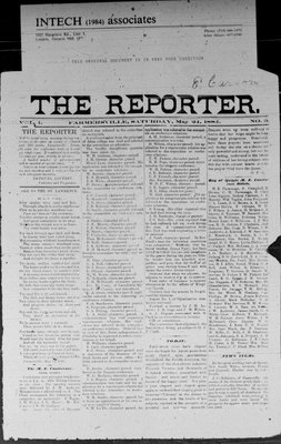 Farmersville Reporter and County of Leeds Advertiser (18840522), 24 May 1884