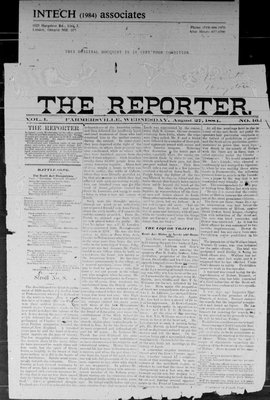 Farmersville Reporter and County of Leeds Advertiser (18840522), 27 Aug 1884