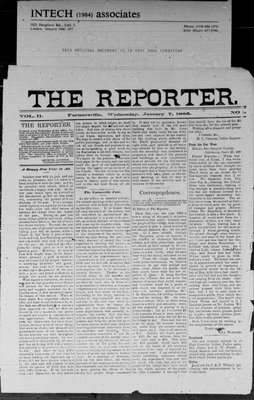 Farmersville Reporter and County of Leeds Advertiser (18840522), 7 Jan 1885