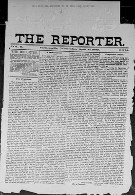 Farmersville Reporter and County of Leeds Advertiser (18840522), 8 Apr 1885