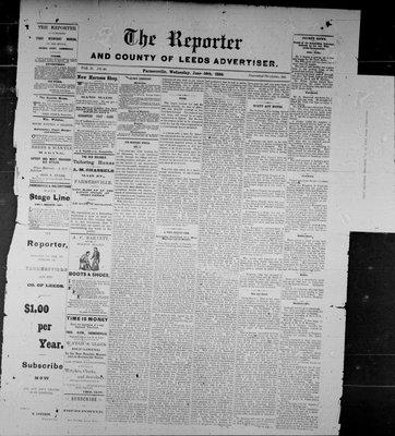 Farmersville Reporter and County of Leeds Advertiser (18840522), 16 Jun 1886