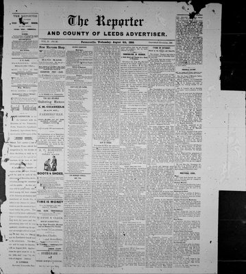 Farmersville Reporter and County of Leeds Advertiser (18840522), 4 Aug 1886