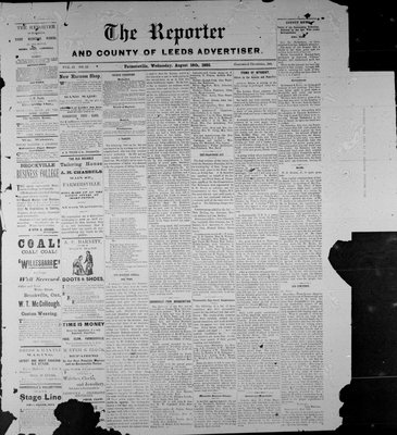 Farmersville Reporter and County of Leeds Advertiser (18840522), 18 Aug 1886
