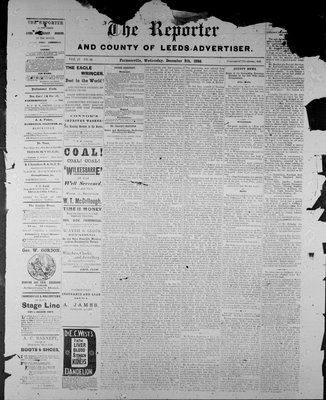 Farmersville Reporter and County of Leeds Advertiser (18840522), 8 Dec 1886