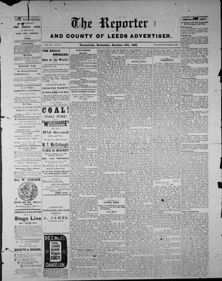 Farmersville Reporter and County of Leeds Advertiser (18840522), 15 Dec 1886