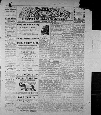 Farmersville Reporter and County of Leeds Advertiser (18840522), 22 Jun 1887