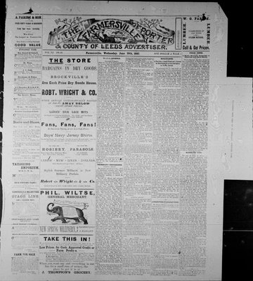 Farmersville Reporter and County of Leeds Advertiser (18840522), 29 Jun 1887