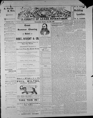 Farmersville Reporter and County of Leeds Advertiser (18840522), 19 Jul 1887