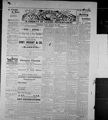 Farmersville Reporter and County of Leeds Advertiser (18840522), 8 Nov 1887