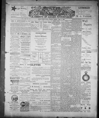Athens Reporter and County of Leeds Advertiser (18920112), 3 May 1892