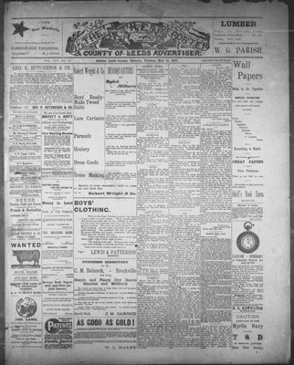 Athens Reporter and County of Leeds Advertiser (18920112), 31 May 1892