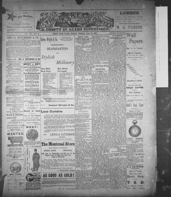 Athens Reporter and County of Leeds Advertiser (18920112), 14 Jun 1892