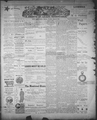 Athens Reporter and County of Leeds Advertiser (18920112), 16 Aug 1892