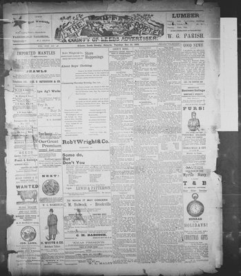 Athens Reporter and County of Leeds Advertiser (18920112), 13 Dec 1892