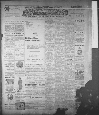 Athens Reporter and County of Leeds Advertiser (18920112), 31 Jan 1893