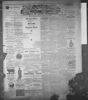 Athens Reporter and County of Leeds Advertiser (18920112), 14 Feb 1893