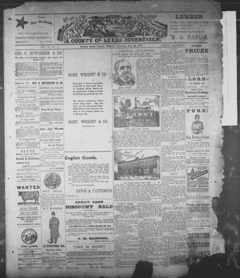 Athens Reporter and County of Leeds Advertiser (18920112), 28 Feb 1893