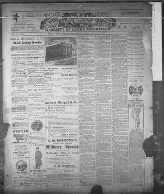 Athens Reporter and County of Leeds Advertiser (18920112), 4 Apr 1893