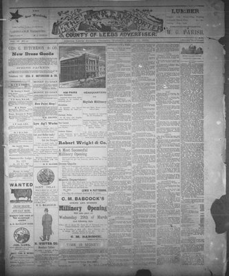 Athens Reporter and County of Leeds Advertiser (18920112), 11 Apr 1893