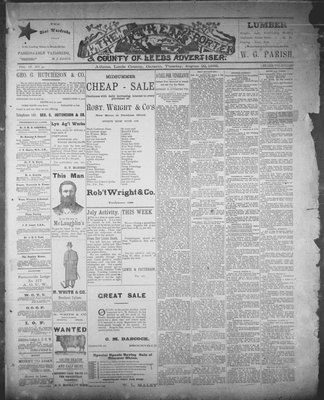 Athens Reporter and County of Leeds Advertiser (18920112), 22 Aug 1893