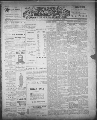 Athens Reporter and County of Leeds Advertiser (18920112), 12 Sep 1893