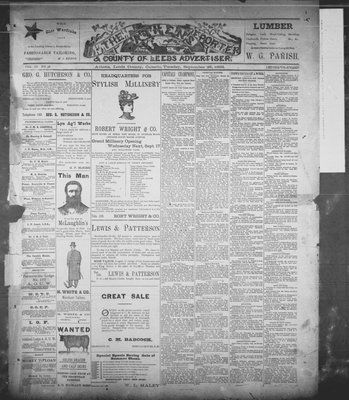Athens Reporter and County of Leeds Advertiser (18920112), 26 Sep 1893