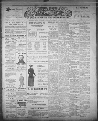 Athens Reporter and County of Leeds Advertiser (18920112), 3 Oct 1893