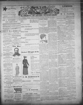 Athens Reporter and County of Leeds Advertiser (18920112), 10 Oct 1893