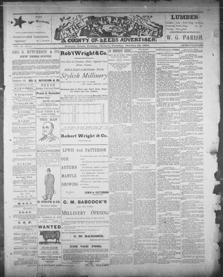 Athens Reporter and County of Leeds Advertiser (18920112), 24 Oct 1893