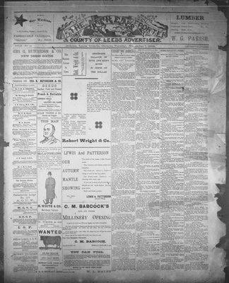 Athens Reporter and County of Leeds Advertiser (18920112), 7 Nov 1893