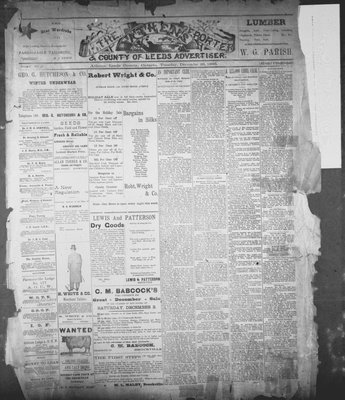 Athens Reporter and County of Leeds Advertiser (18920112), 26 Dec 1893