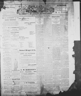 Athens Reporter and County of Leeds Advertiser (18920112), 16 Jan 1894