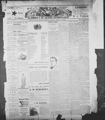 Athens Reporter and County of Leeds Advertiser (18920112), 6 Mar 1894