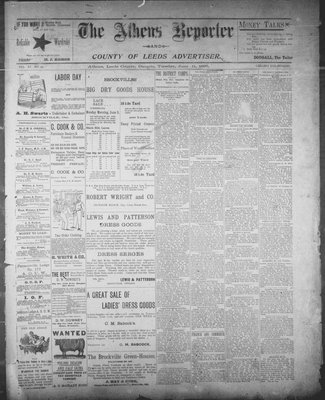 Athens Reporter and County of Leeds Advertiser (18920112), 11 Jun 1895