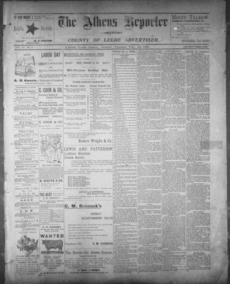 Athens Reporter and County of Leeds Advertiser (18920112), 16 Jul 1895