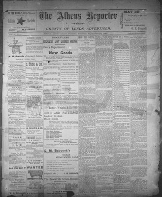 Athens Reporter and County of Leeds Advertiser (18920112), 10 Sep 1895