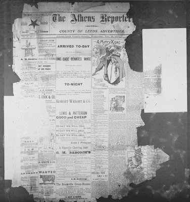 Athens Reporter and County of Leeds Advertiser (18920112), 25 Dec 1895